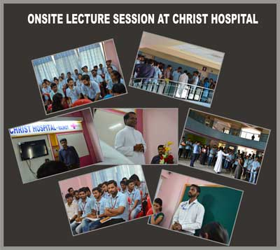Onsite Lecture Session at Christ Hospital